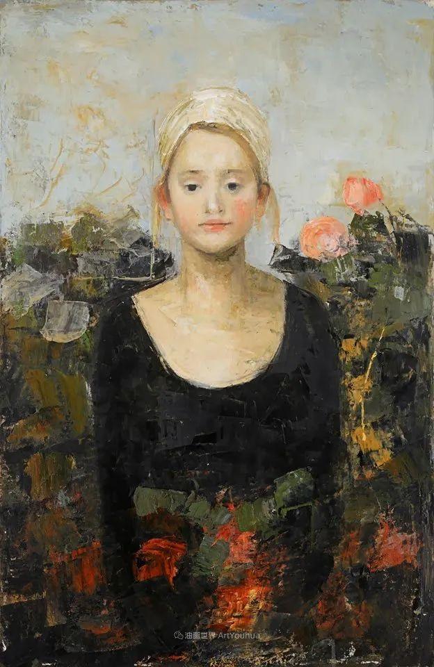 马耳他女画家 Goxwa Borg 戈克斯瓦·博格作品欣赏: 古典又现代!插图87