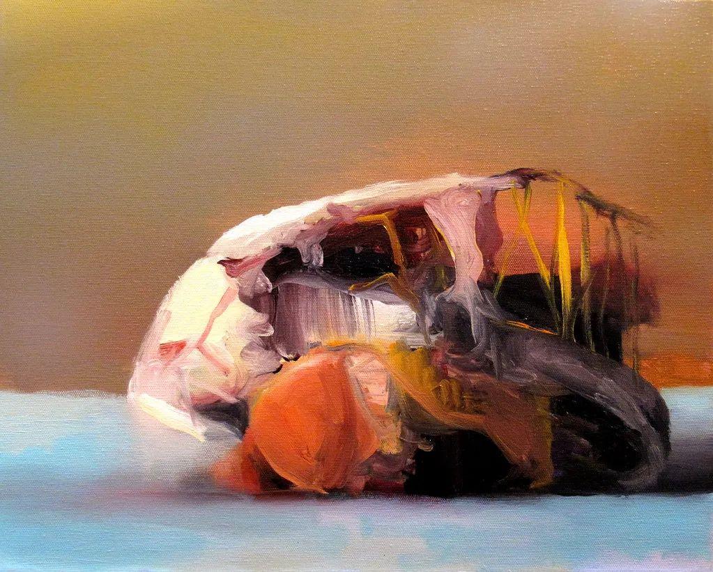 西班牙当代艺术家埃斯库比绘画作品欣赏插图26