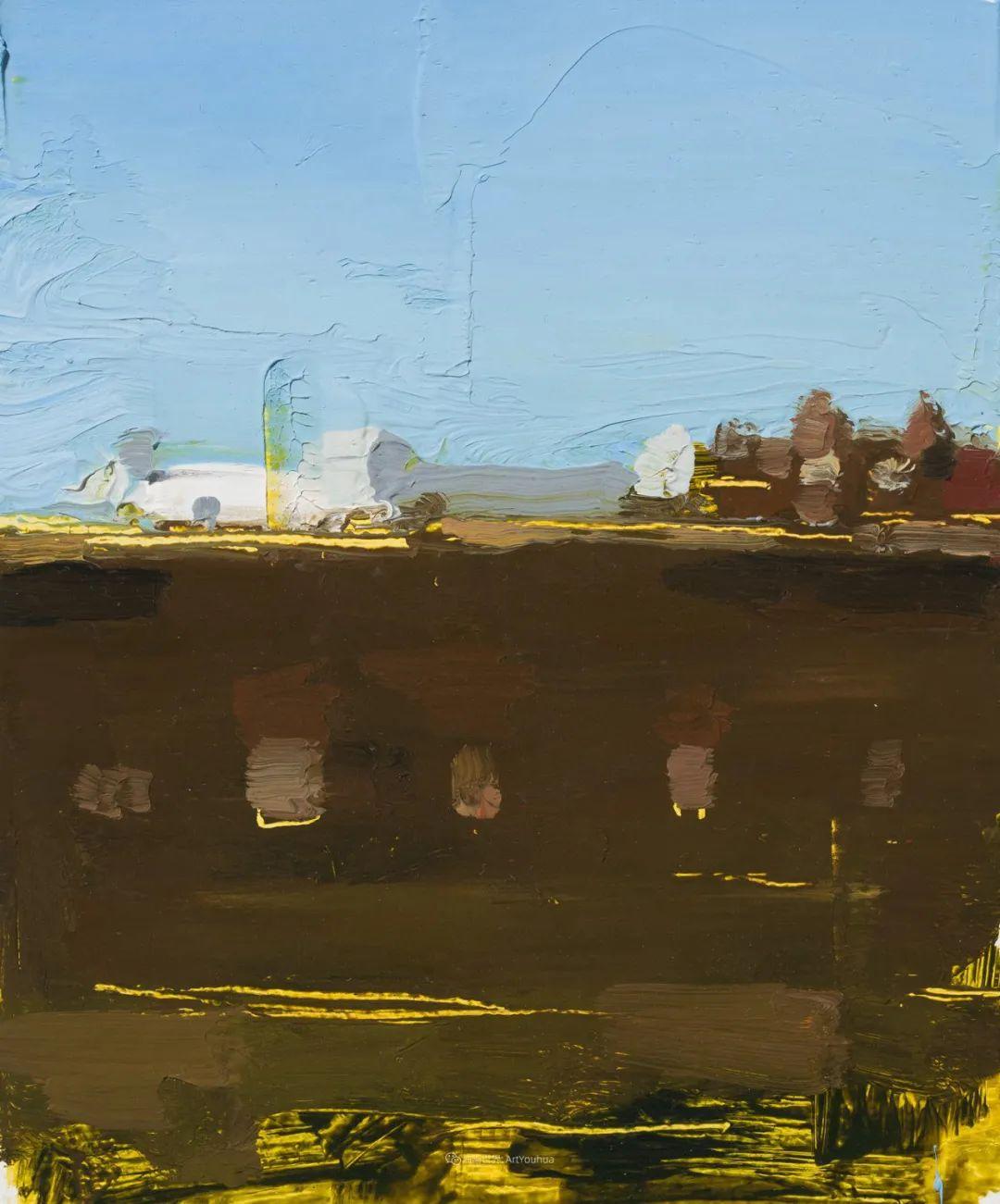 简约宁静 | 波兰画家斯坦利·比伦作品欣赏插图101
