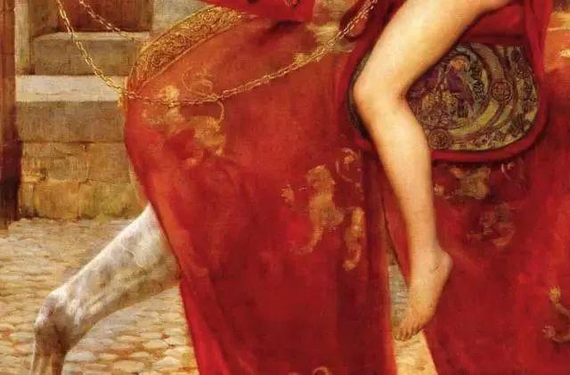 当这位马背上的女人褪去衣裳,一个动人的传说由此诞生插图13