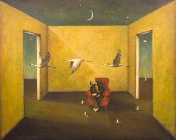 越南画家杜伊·怀恩的空灵绘画插图101