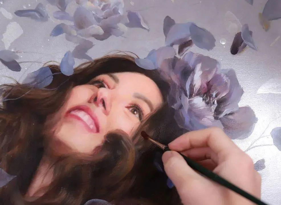 艺术家安娜的精美油画艺术作品欣赏插图11