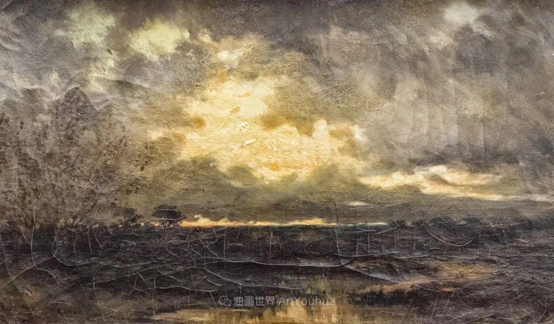 法国著名巴比松派风景画家——杜比尼插图151