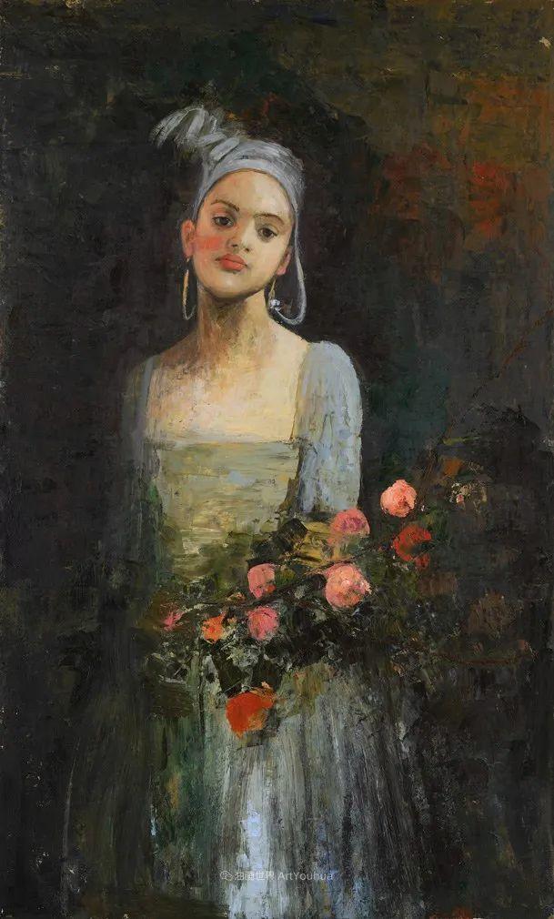 马耳他女画家 Goxwa Borg 戈克斯瓦·博格作品欣赏: 古典又现代!插图97