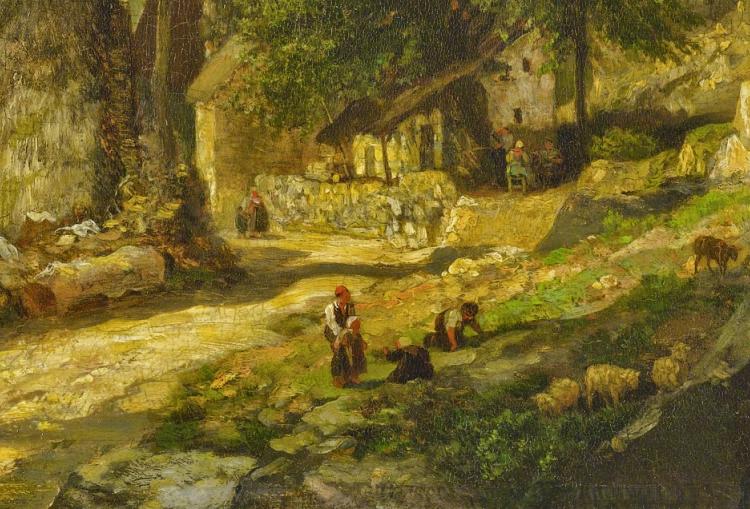 法国著名巴比松派风景画家——杜比尼插图53