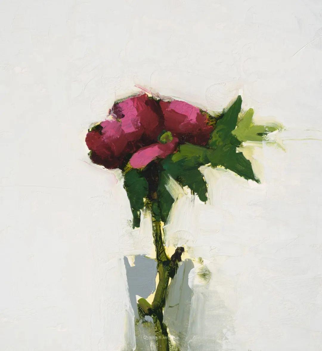 简约宁静 | 波兰画家斯坦利·比伦作品欣赏插图39
