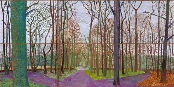 最著名的英国在世画家——大卫·霍克尼插图61