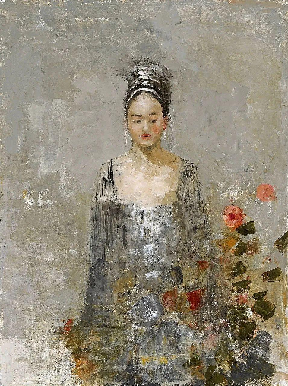 马耳他女画家 Goxwa Borg 戈克斯瓦·博格作品欣赏: 古典又现代!插图101