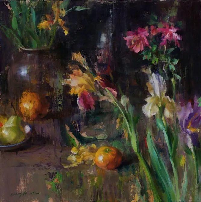 一个来自东方的画家,把印象派绘画掌握和提高到,如此至善至美的境界!插图7