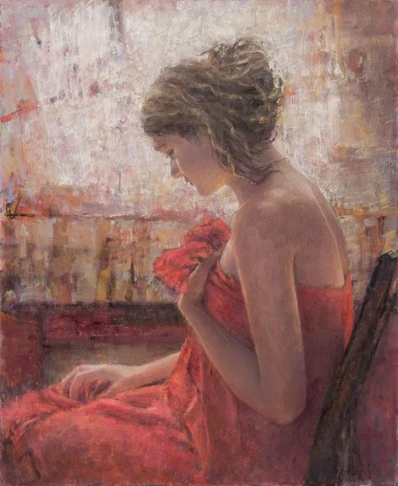 具象现实主义,波兰女画家阿丽娜·西贝拉插图19