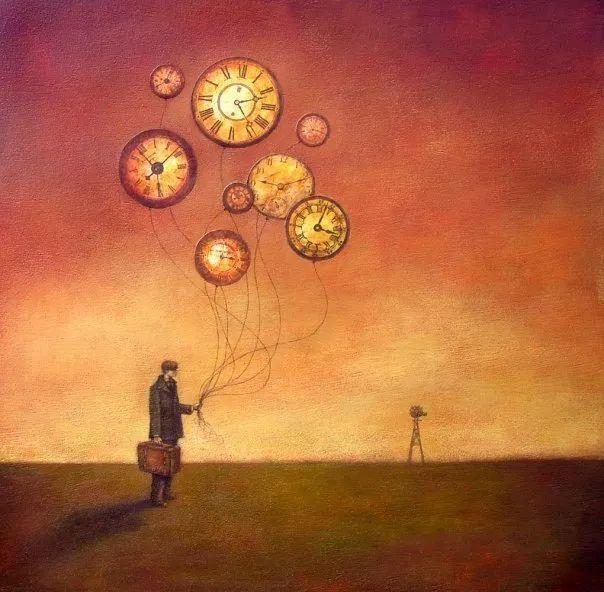 越南画家杜伊·怀恩的空灵绘画插图89