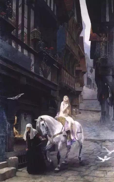 当这位马背上的女人褪去衣裳,一个动人的传说由此诞生插图17