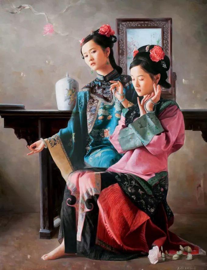 王明月笔下的古韵风华插图25