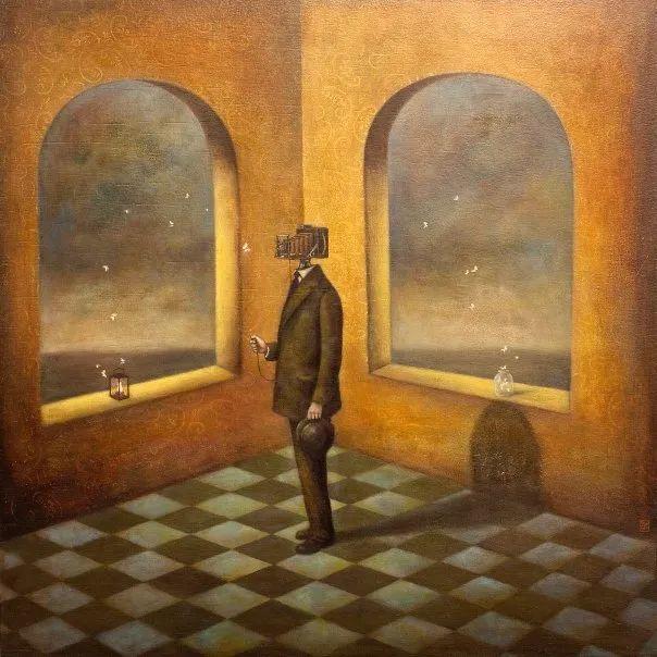 越南画家杜伊·怀恩的空灵绘画插图121