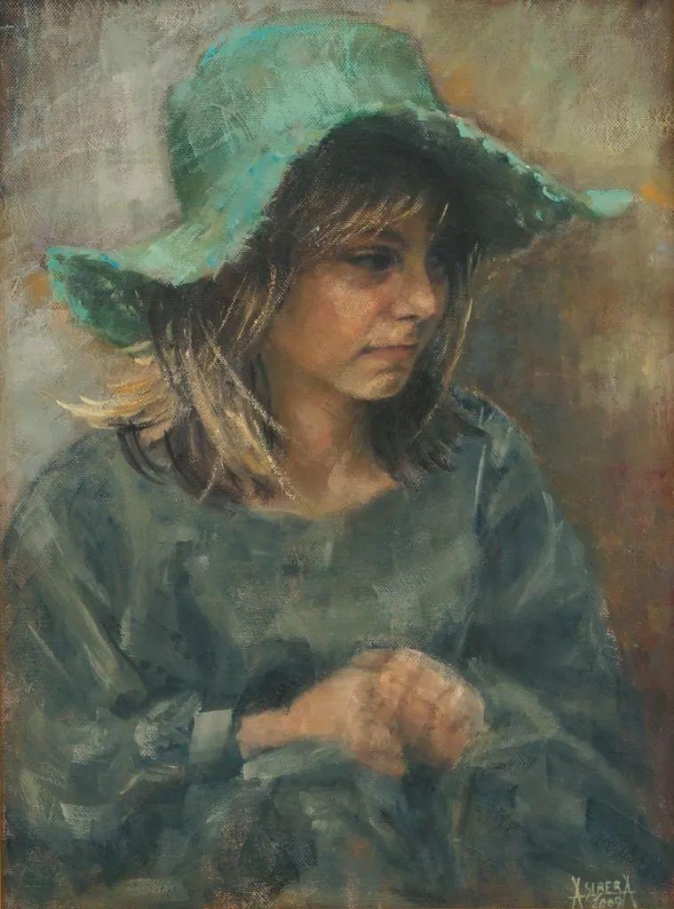 具象现实主义,波兰女画家阿丽娜·西贝拉插图27