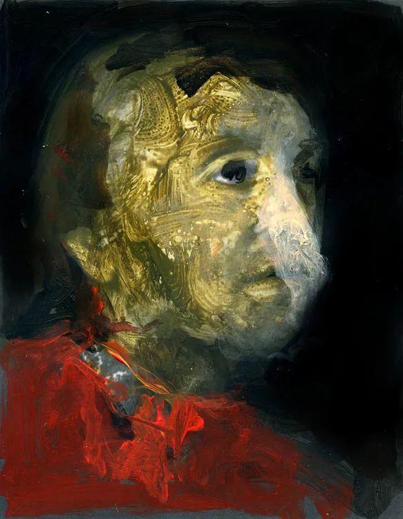 西班牙当代艺术家埃斯库比绘画作品欣赏插图21