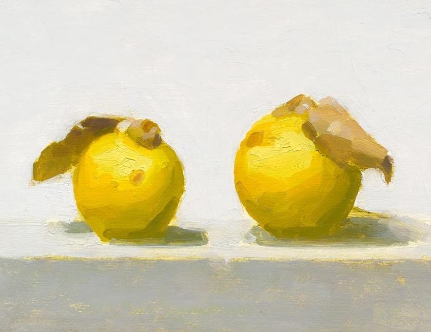 简约宁静 | 波兰画家斯坦利·比伦作品欣赏插图19