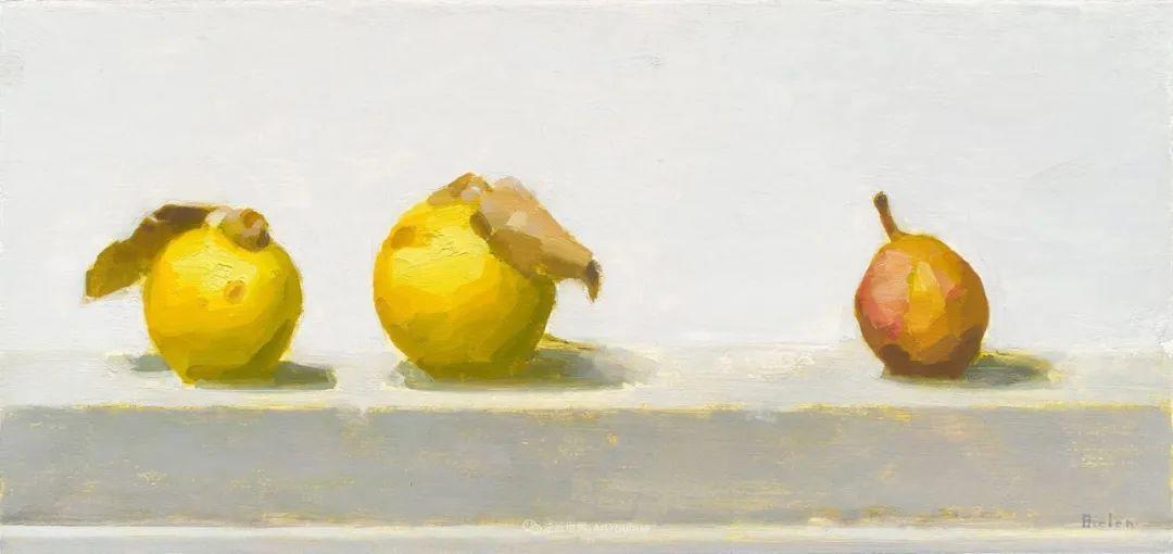 简约宁静 | 波兰画家斯坦利·比伦作品欣赏插图17