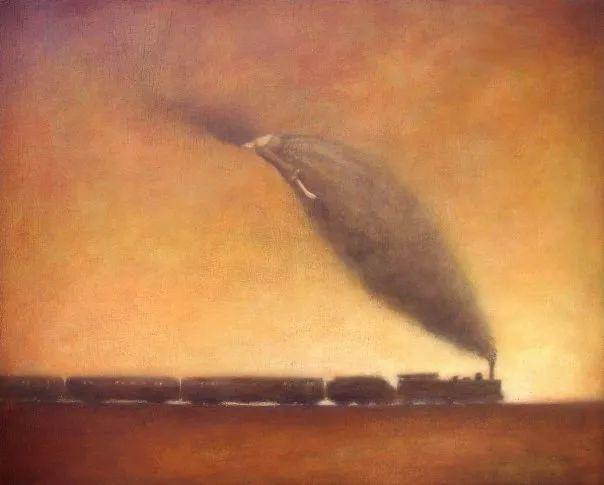 越南画家杜伊·怀恩的空灵绘画插图33