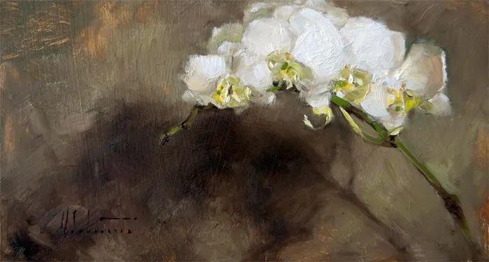 自学油画,她用真情描绘着周围的世界之美插图49