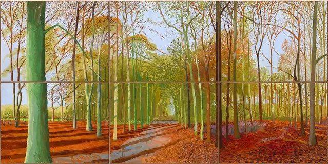 最著名的英国在世画家——大卫·霍克尼插图55