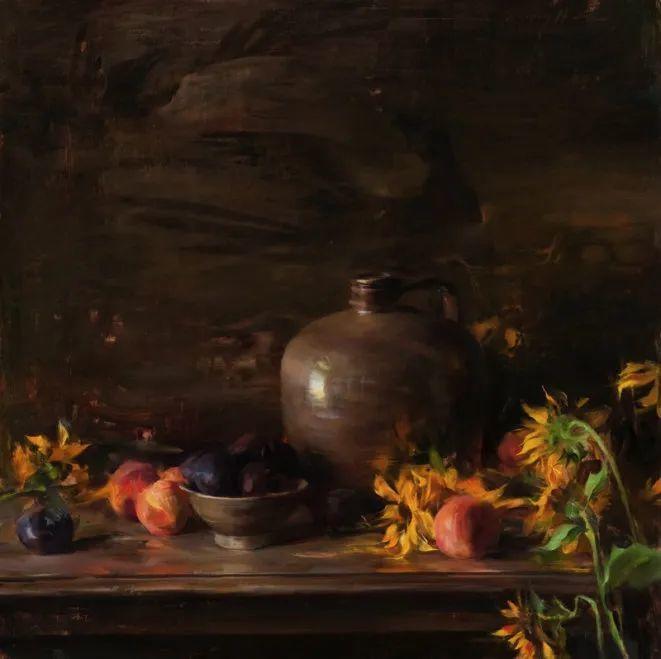 一个来自东方的画家,把印象派绘画掌握和提高到,如此至善至美的境界!插图39