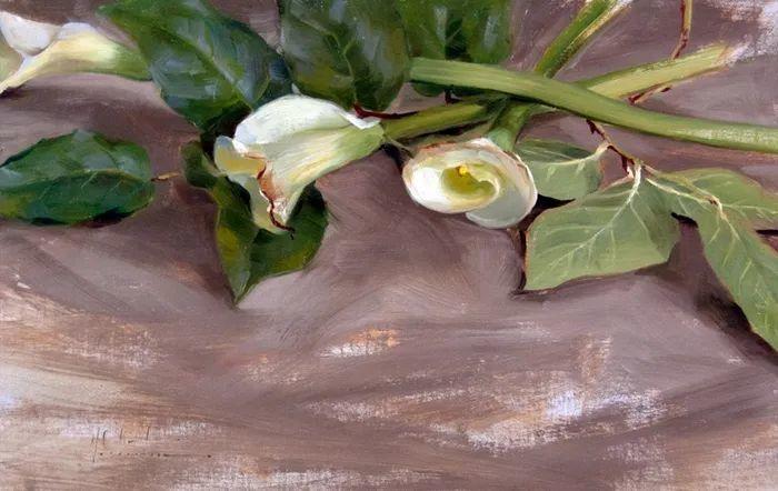 自学油画,她用真情描绘着周围的世界之美插图28