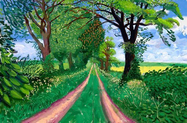 最著名的英国在世画家——大卫·霍克尼插图1