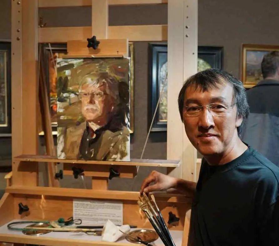 一个来自东方的画家,把印象派绘画掌握和提高到,如此至善至美的境界!插图9
