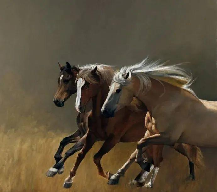 秘鲁自学成才艺术家的写实油画,展现着油画人物不同的美插图53