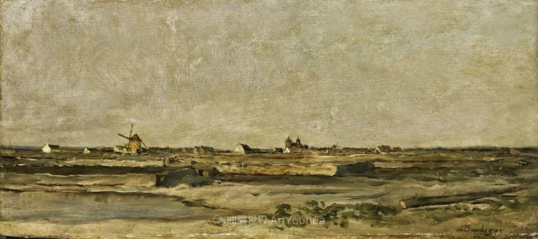 法国著名巴比松派风景画家——杜比尼插图141