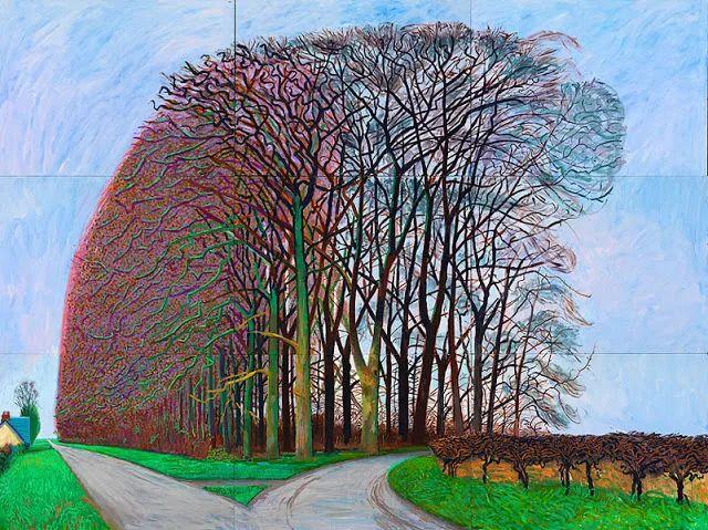 最著名的英国在世画家——大卫·霍克尼插图5