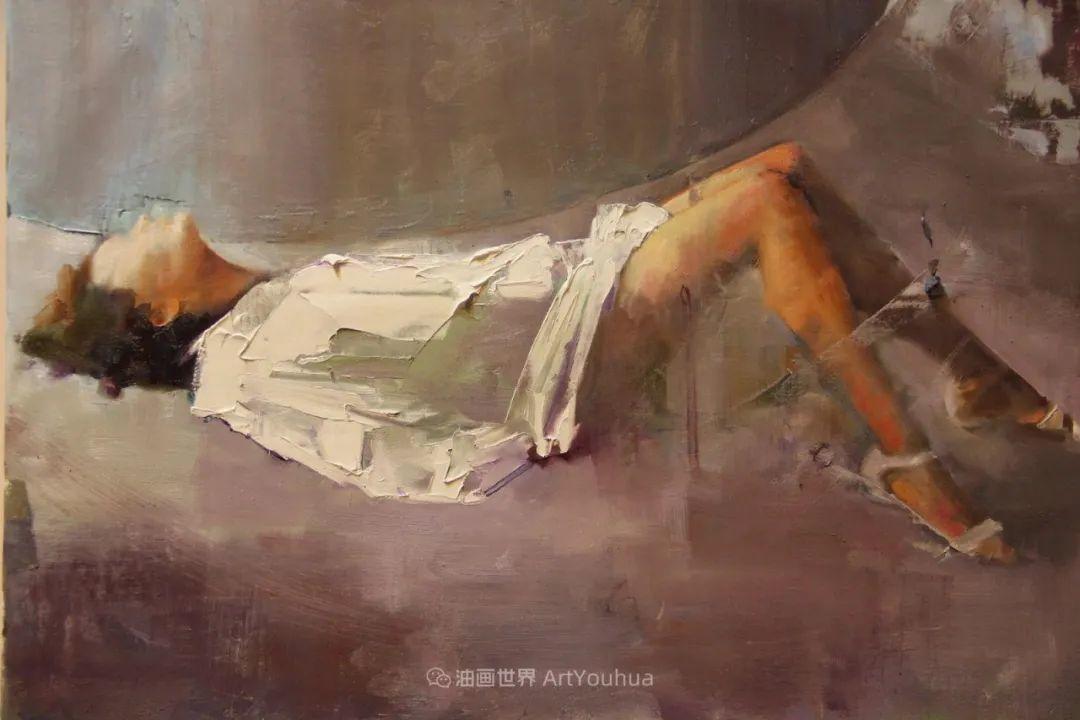 以生动、动感和现代的笔触,表现多元化女性形体!插图23