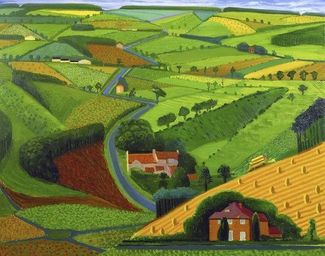 最著名的英国在世画家——大卫·霍克尼插图35