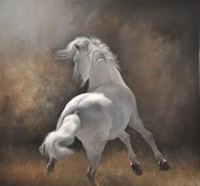 秘鲁自学成才艺术家的写实油画,展现着油画人物不同的美插图59