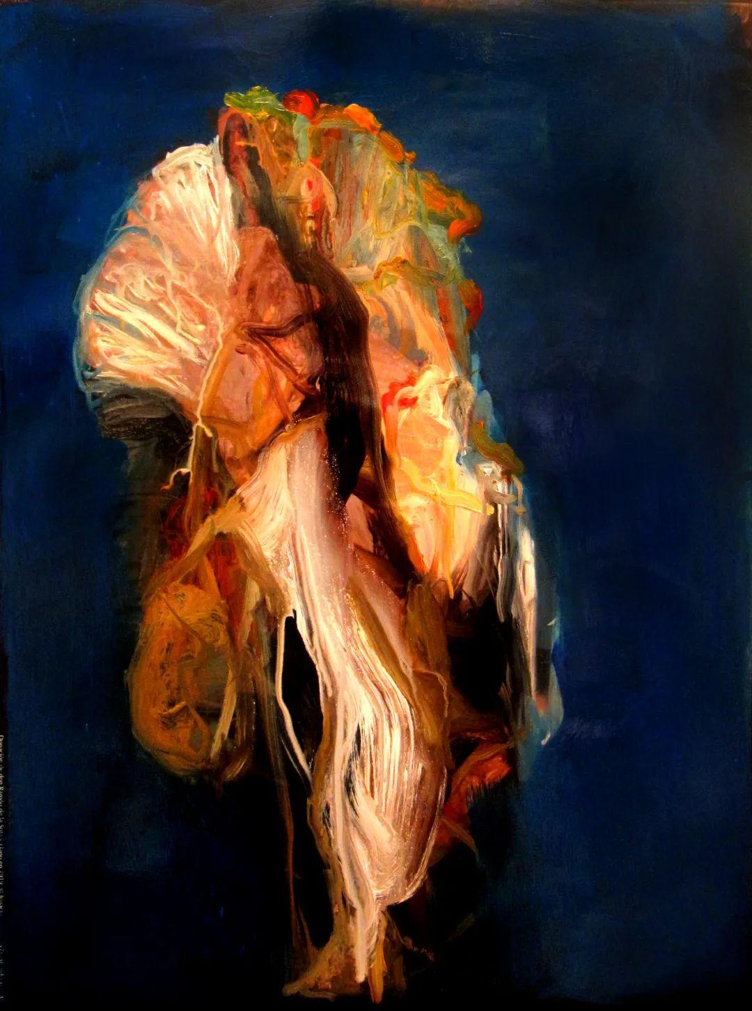 西班牙当代艺术家埃斯库比绘画作品欣赏插图14