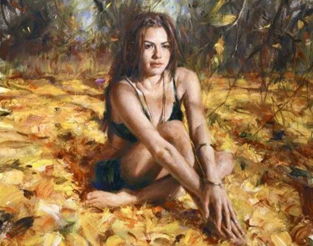 最富浪漫表现力的艺术家Vidan油画艺术作品插图15