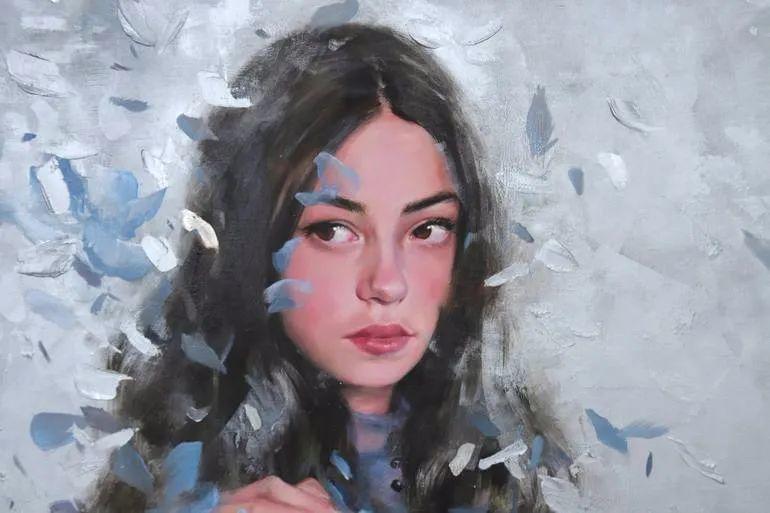艺术家安娜的精美油画艺术作品欣赏插图17