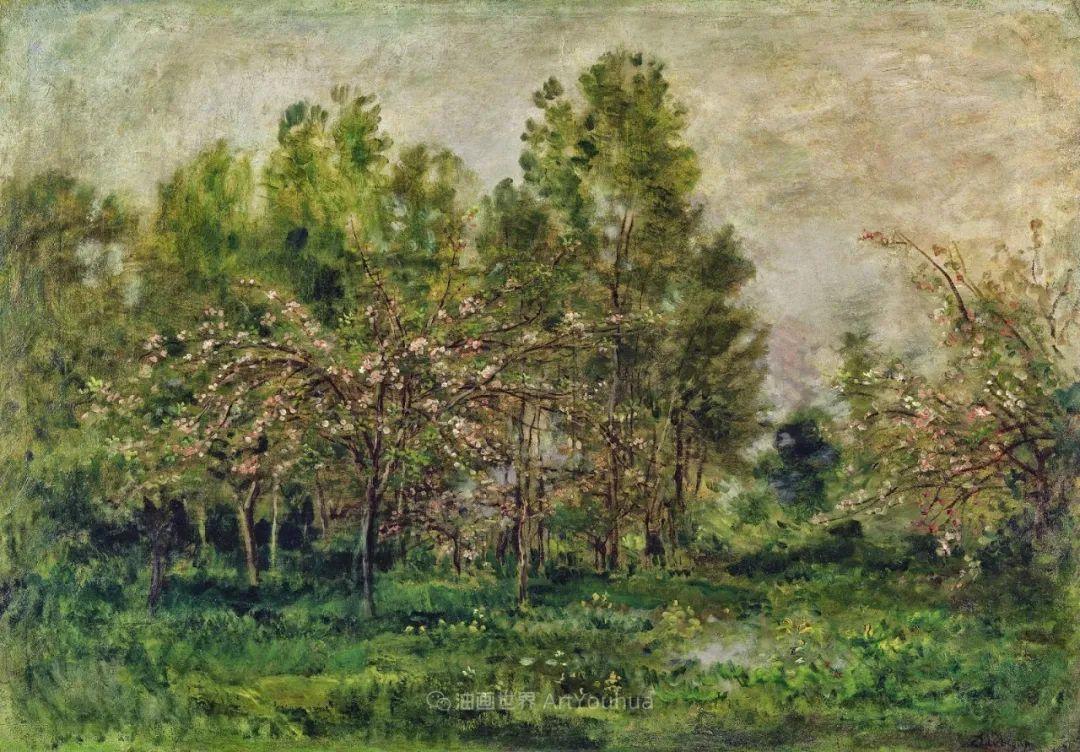 法国著名巴比松派风景画家——杜比尼插图61