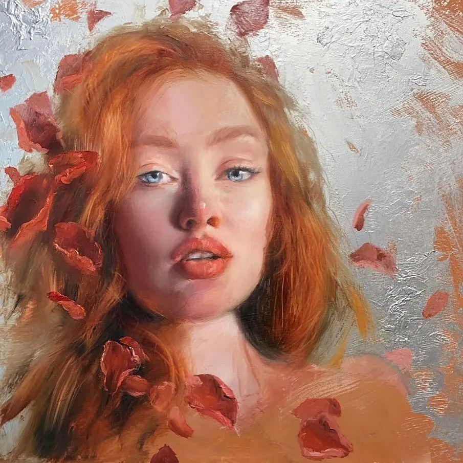 艺术家安娜的精美油画艺术作品欣赏插图9