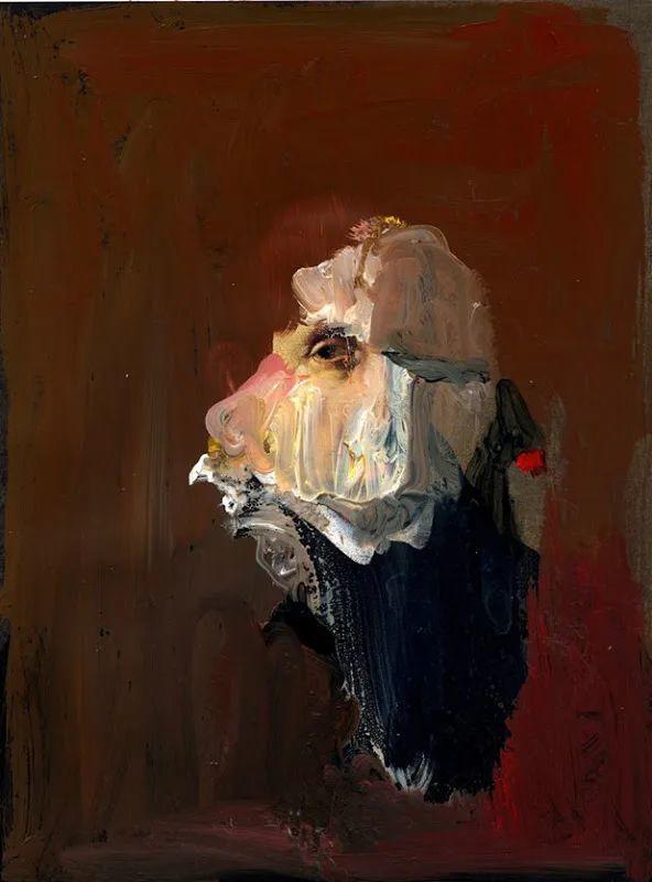 西班牙当代艺术家埃斯库比绘画作品欣赏插图3