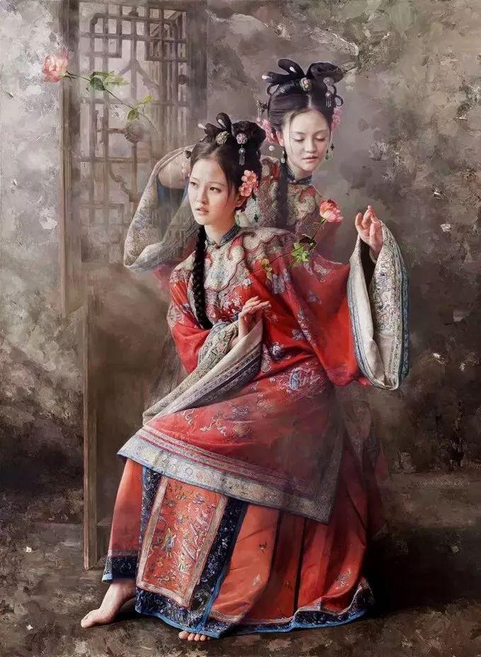 王明月笔下的古韵风华插图15