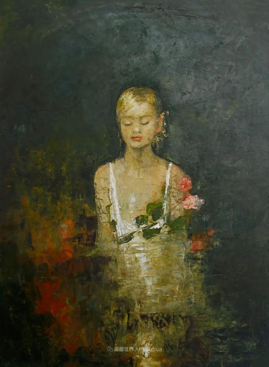马耳他女画家 Goxwa Borg 戈克斯瓦·博格作品欣赏: 古典又现代!插图81