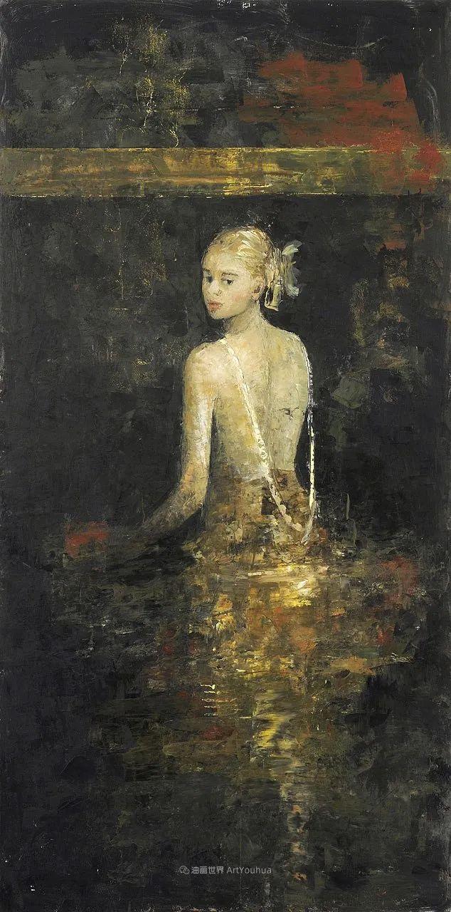 马耳他女画家 Goxwa Borg 戈克斯瓦·博格作品欣赏: 古典又现代!插图83