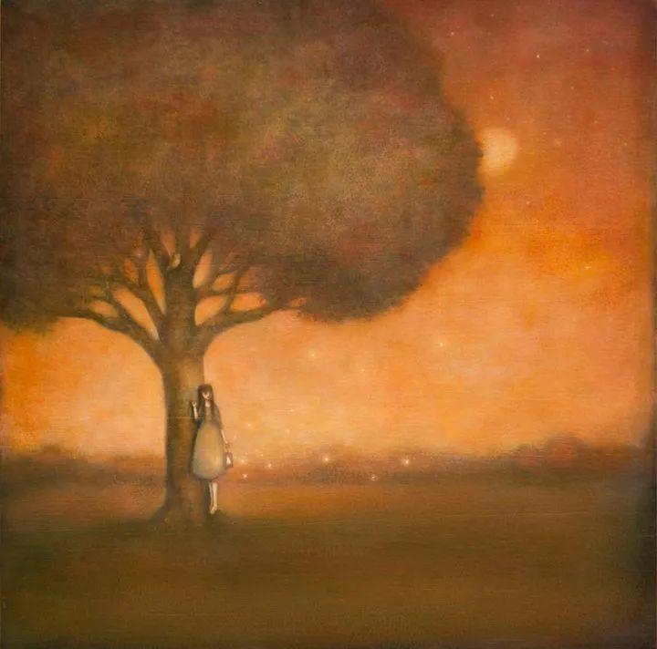 越南画家杜伊·怀恩的空灵绘画插图27