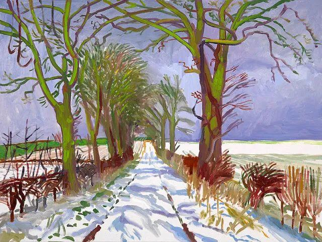 最著名的英国在世画家——大卫·霍克尼插图45