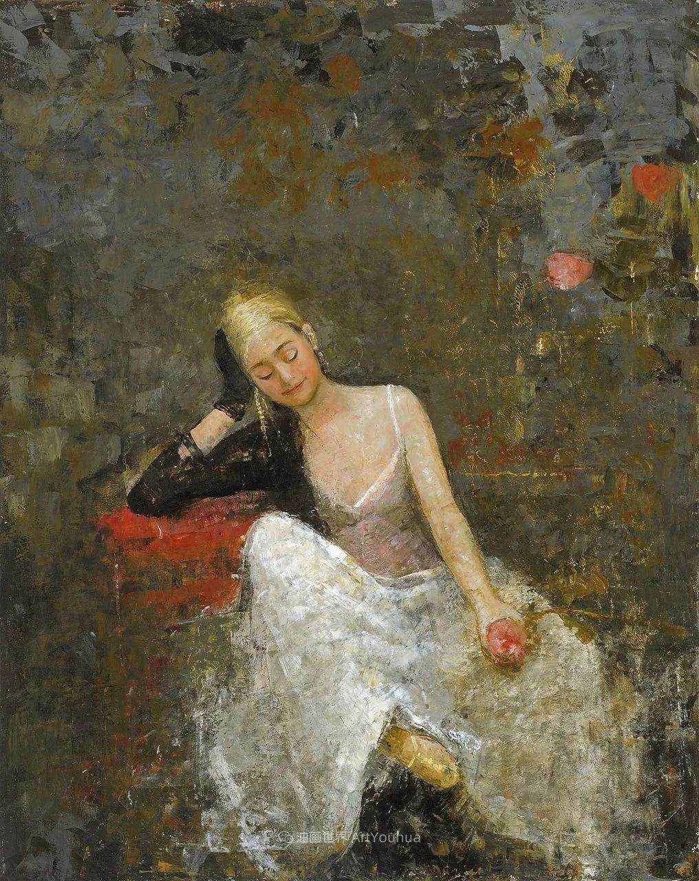 马耳他女画家 Goxwa Borg 戈克斯瓦·博格作品欣赏: 古典又现代!插图61