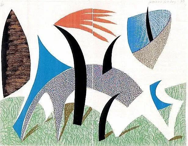 最著名的英国在世画家——大卫·霍克尼插图77