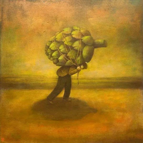 越南画家杜伊·怀恩的空灵绘画插图45
