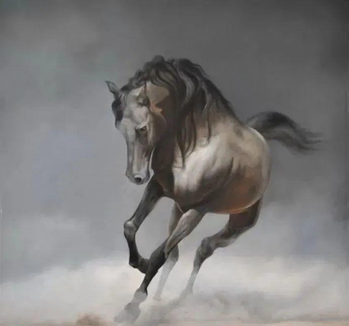 秘鲁自学成才艺术家的写实油画,展现着油画人物不同的美插图57